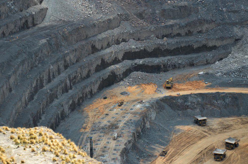 Diamond mining optimisation pseudoflow Lerchs-Grossmann algorithm