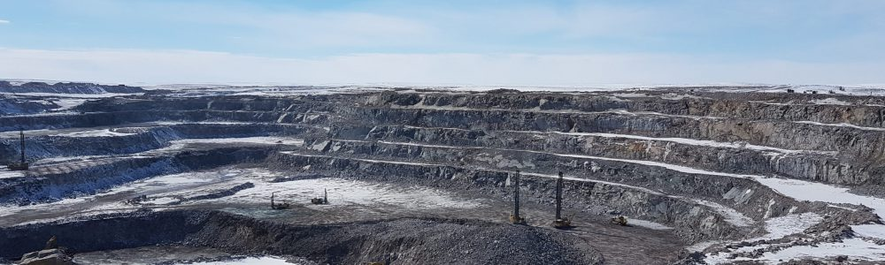 gahcho kue diamond mine open pit optimisation